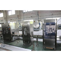 Oil Filling caping sleeve film machine A1-2