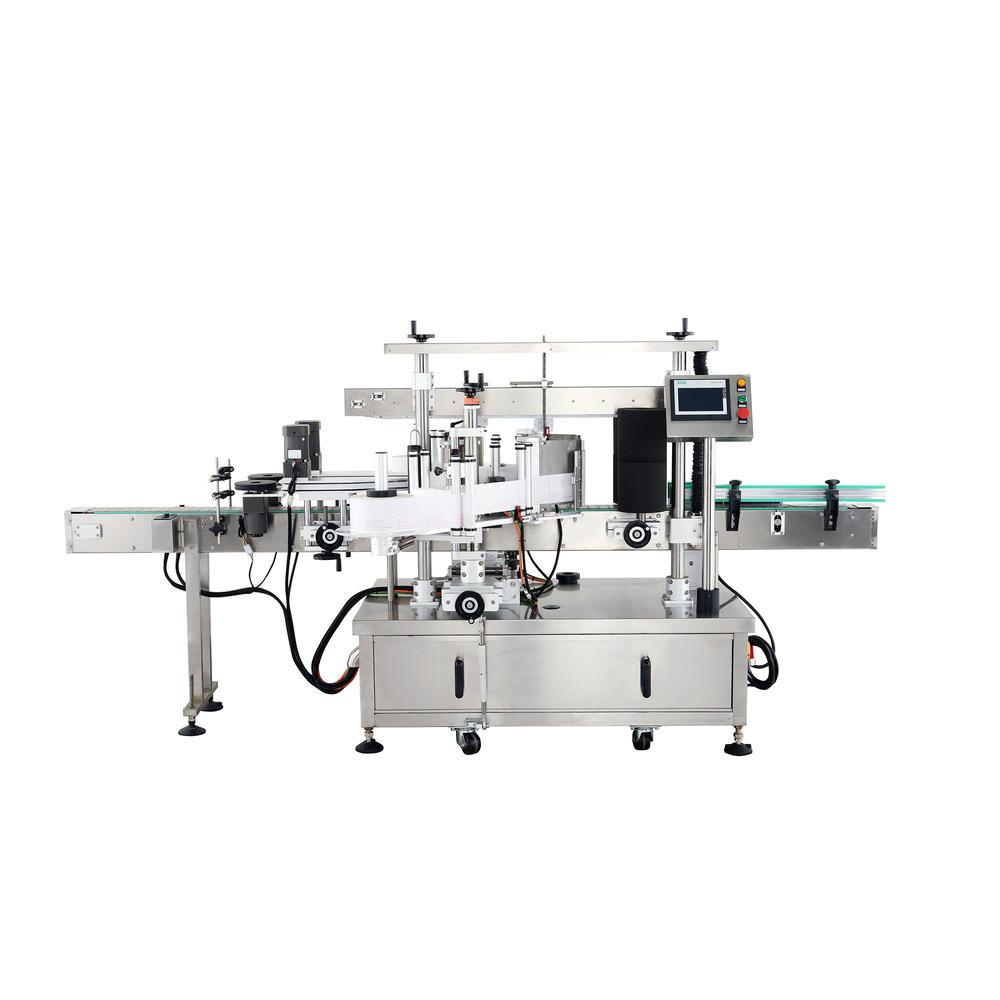 Automatic single side labeling machine