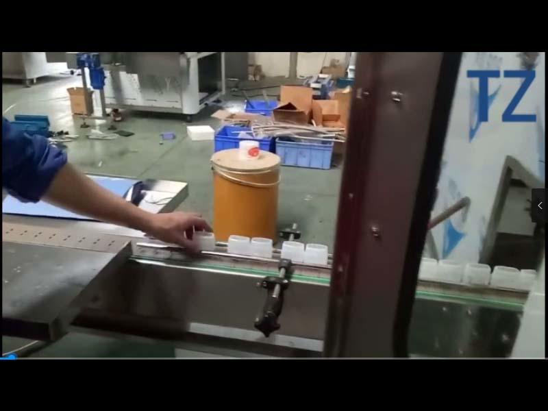 Vaseline - heated filling